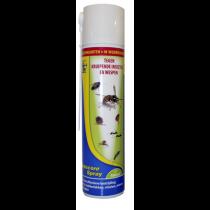 Spray tegen kruipende insekten