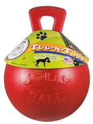 Jolly Bal Tug-n-Toss 10 cm Small