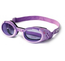 Hondenbril Doggles Lilac flower