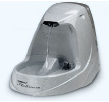 Pet Fountain Platinum