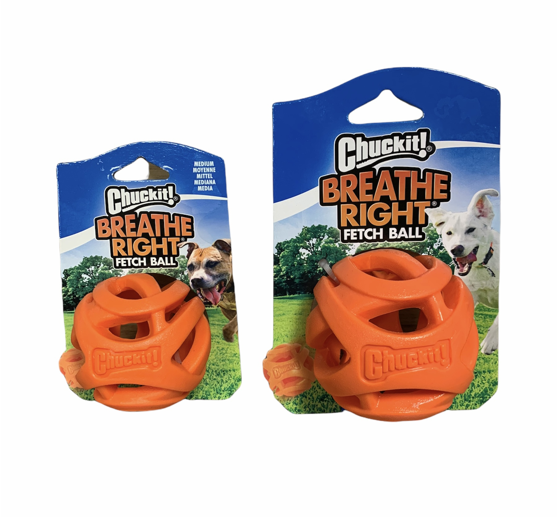 Chuckit Breathe Richt Fetch Ball