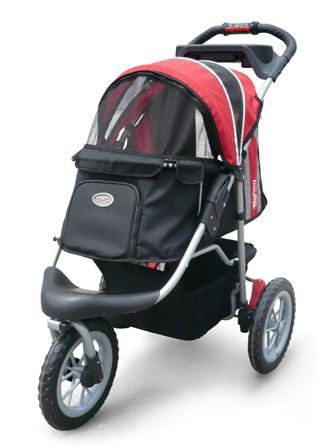 Buggy Comfort EFA rood zwart