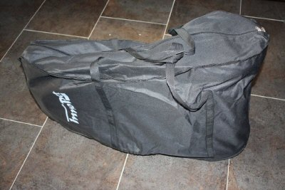 hondenbuggy travelbag Innopet comfort
