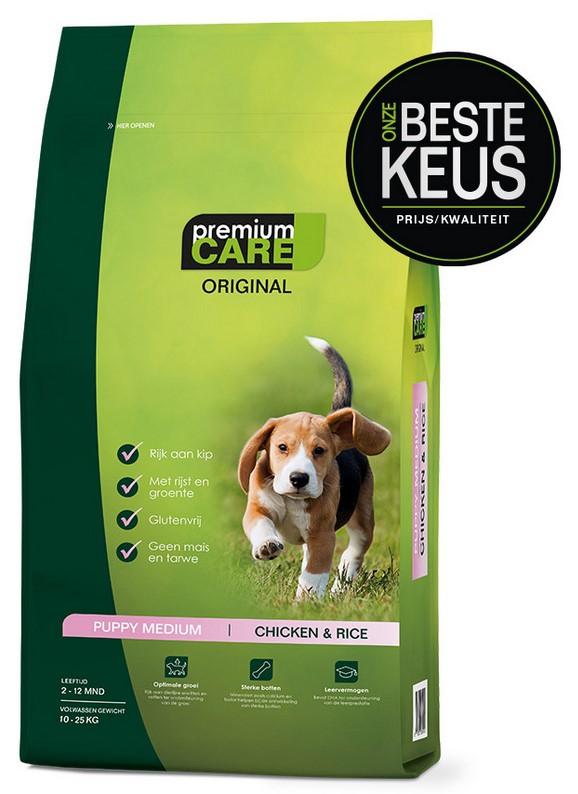 Premium Care Original Puppy Medium