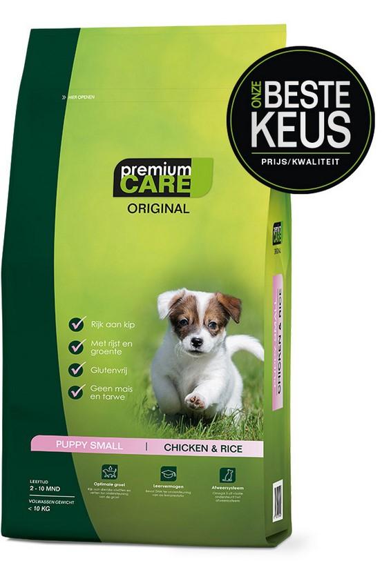 Premium Care Original Puppy Small