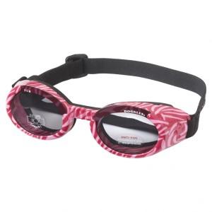 doggles pink zebra