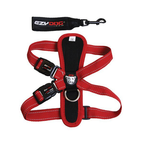 chest plate harness ezydog