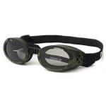 Doggles zon en beschermingsbril groen