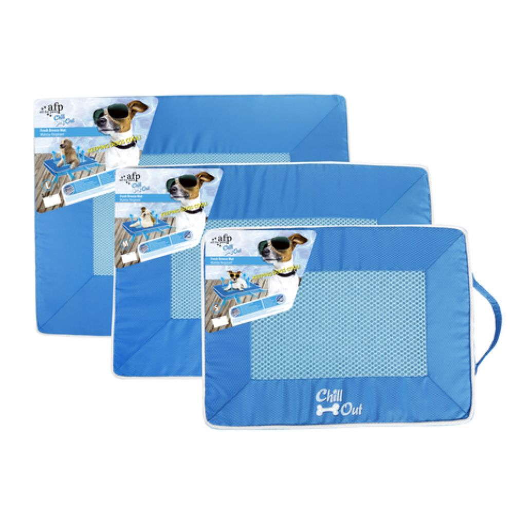 All For Paws Chill Out Fresh Breeze Mat Koelmat