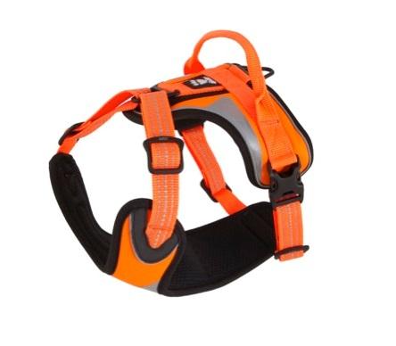 hurtta harness orange